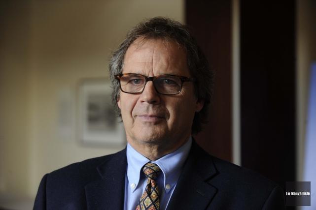 Le président de l'AQDA, Michel Gadbois.... (Photo: Sylvain Mayer, Le Nouvelliste)