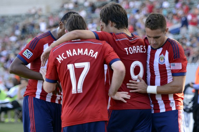 Le Chivas USA a cessé ses opérations après 10 ans en Major League Soccer. (Photo archives USA Today Sports)
