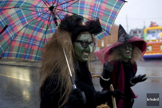 Le Tableau d'honneur vous propose quelques activités halloweenesques... (Photothèque Le Soleil)