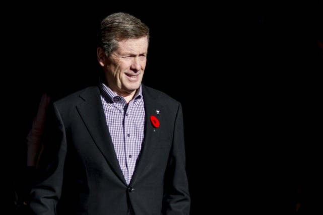 Les électeurs torontois ont jeté leur dévolu sur... (La Presse Canadienne)