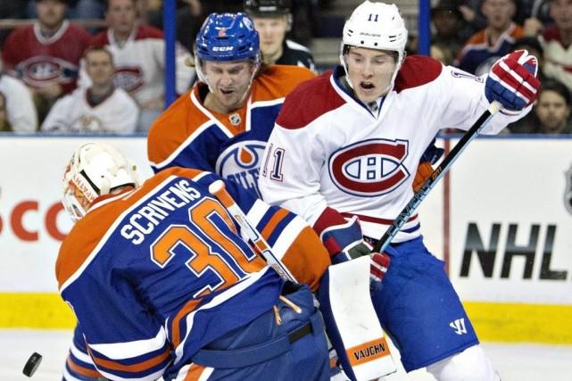 Relisez le clavardage du match entre le Canadien et les Oilers d'Edmonton avec... (Photo: PC)