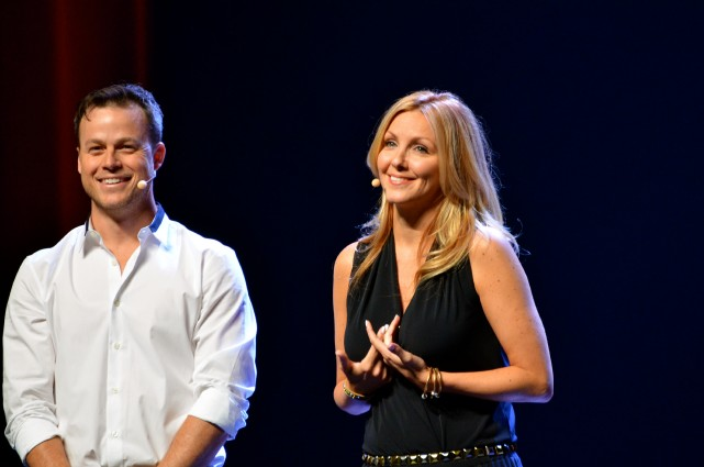 Le spectacle Les Morissette sera présenté à six...