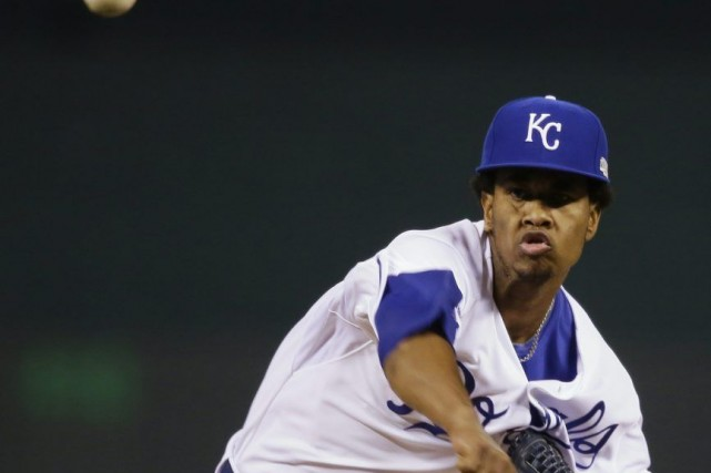 Le lanceur recrue Yordano Venture tentera de sauver... (Associated Press)