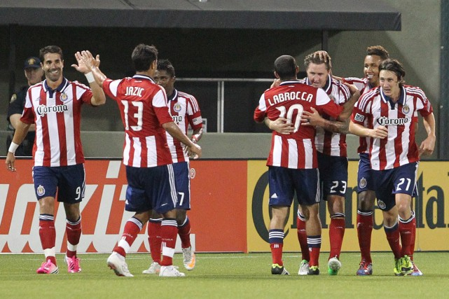 Le Chivas USA a cessé ses opérations après 10 ans en Major League Soccer. (Photo Rick Bowmer, archives AP)