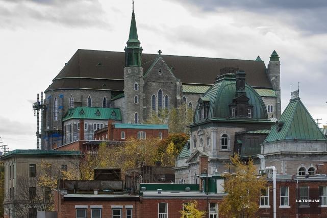 Notre Cathédrale et notre archevêché sont les biens les plus précieux que nous... (Archives La Tribune)
