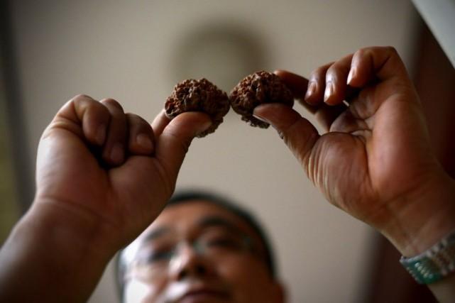 Après trois décennies de croissance économique fulgurante, les... (PHOTO WANG ZHAO, AFP)