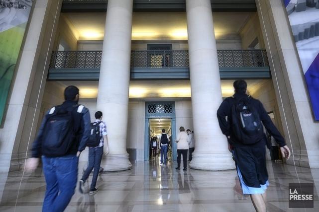 Massachusetts Institute of Technology... (Photo Bernard Brault, Archives La Presse)