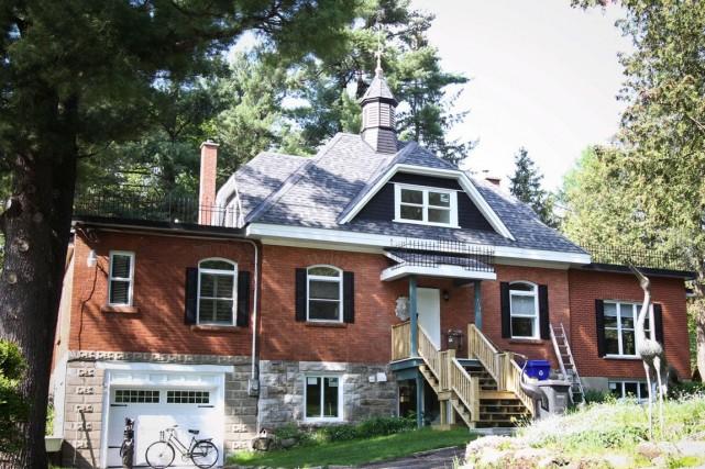 La résidence du 113, rue Bridge.... (Courtoisie)