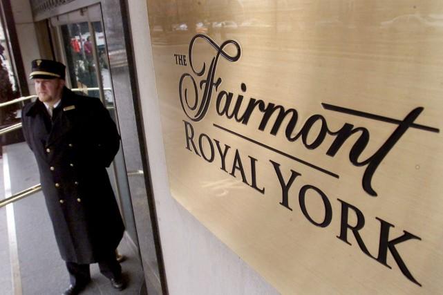 Ivanhoé Cambridge a poursuivi son retrait du secteur hôtelier en cédant à une... (Photo archives La Presse Canadienne)
