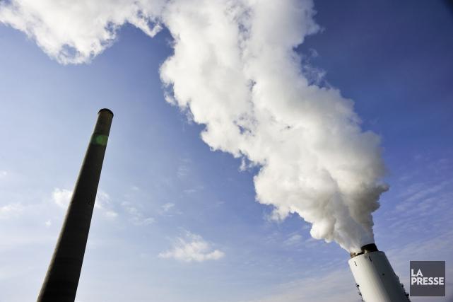 L'Union européenne pourrait réduire de 24% ses émissions de gaz à effet de... (Photo SHANNON JENSEN, The New York Times)