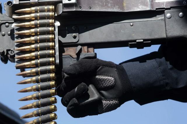 La situation sécuritaire est catastrophique en Libye trois... (Photo Pedro PARDO, Archives AFP)