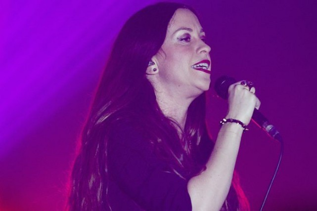 Alanis Morissette en spectacle à Munich en novembre... (Photo: archives La Presse Canadienne)