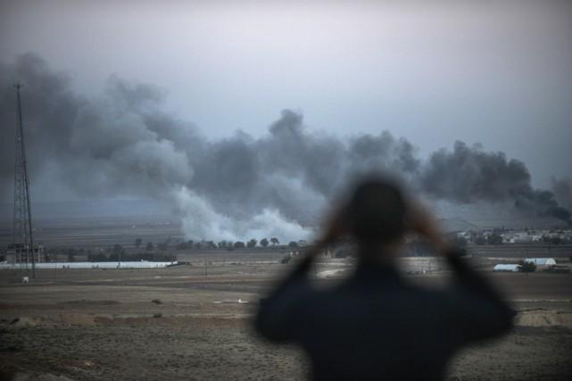 Le Maroc a participé par le passé à... (Photo: AFP)
