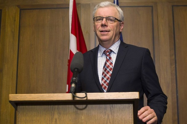 Greg Selinger... (Photo: PC)