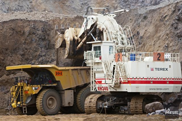 Le moment de vérité est arrivé pour la mine de fer du lac Bloom, située à... (Photo François Roy, archives La Presse)