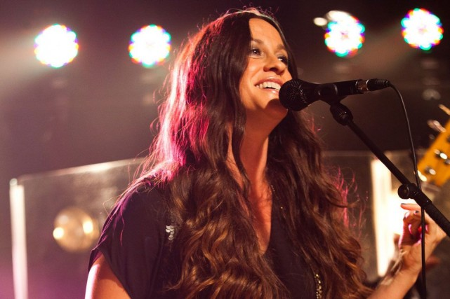 Alanis Morissette... (Archives Associated Press)