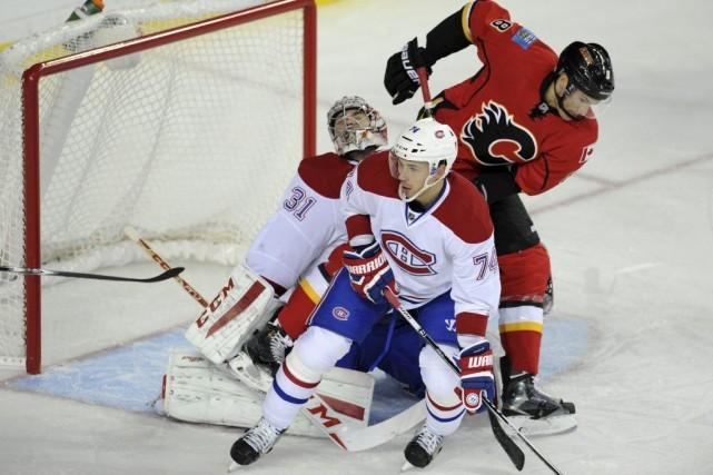 Relisez le clavardage avec Marc Antoine Godin sur le match entre le Canadien et... (Photo: Reuters)