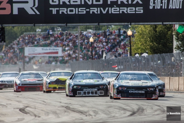 Pour les dirigeants du Championnat mondial de rallycross,... (Photo: Olivier Croteau Le Nouvelliste)