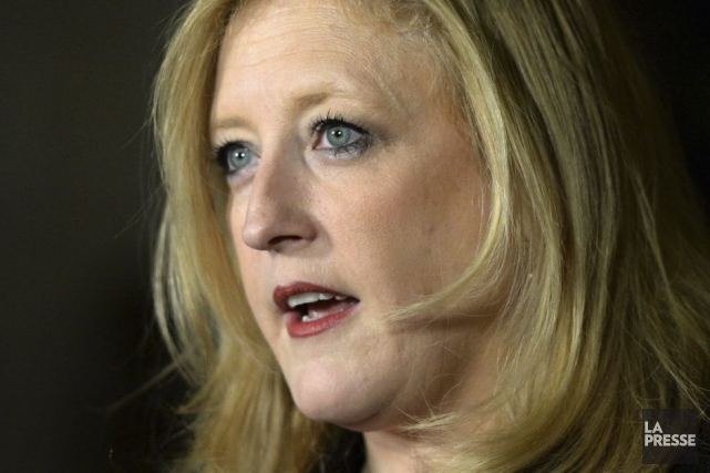 La ministre canadienne des Transports, Lisa Raitt.... (PHOTO SEAN KILPATRICK, ARCHIVES LA PRESSE CANADIENNE)