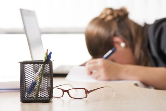 Le syndrome de fatigue chronique apparaît souvent de façon... (Photo Digital/Thinkstock)