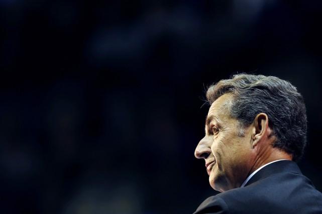 Nicolas Sarkozy a aussi courtisé les eurosceptiques. L'Union... (PHOTO JEAN-PAUL PELISSIER, ARCHIVES REUTERS)