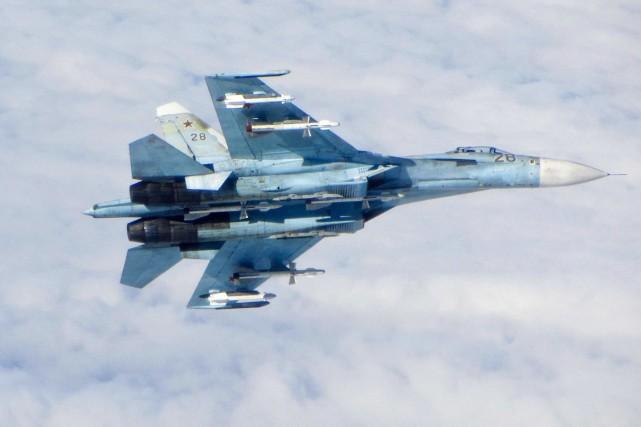Des appareils des pays de l'alliance ont décollé... (PHOTO ARCHIVES REUTERS)