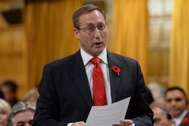 Le ministre fédéral de la Justice, Peter MacKay... (PHOTO SEAN KILPATRICK, ARCHIVES LA PRESSE CANADIENNE)