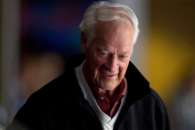 Gordie Howe... (PHOTO DARRYL DYCK, ARCHIVES PC)