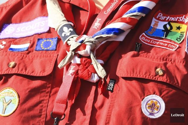 14e Moot Scout Mondial... (Patrick Woodbury, LeDroit)