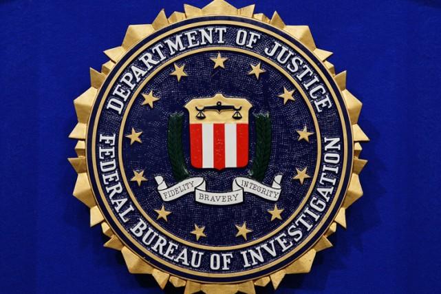 Le FBI était mercredi sous le feu des critiques d'organisations médiatiques... (Photo: AFP)