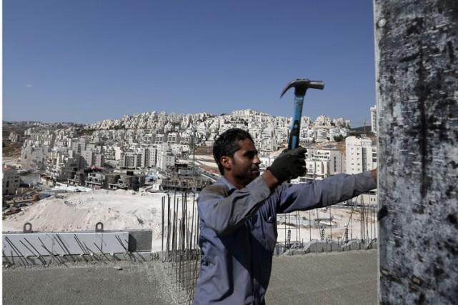 L'ambassadeur d'Israël a nié que les projets de... (Photo: AFP)