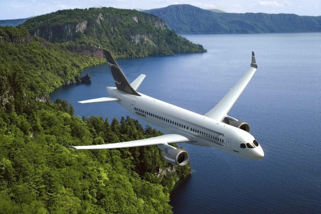 Les profits de Bombardier (T.BBD.B)ont été plombés par une... (Photo fournie par Bombardier)
