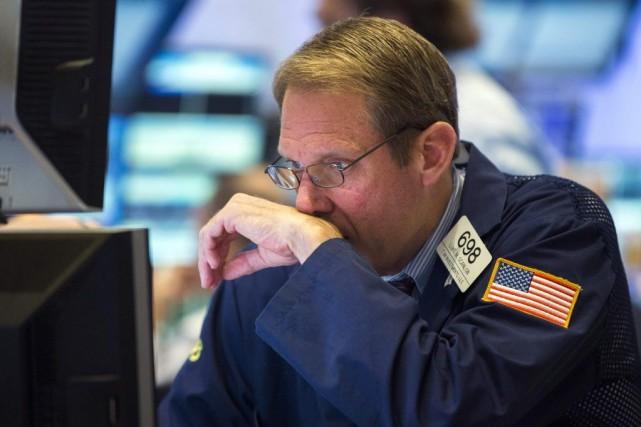 La Bourse n'a pas montré de signe de... (PHOTO LUCAS JACKSON, REUTERS)