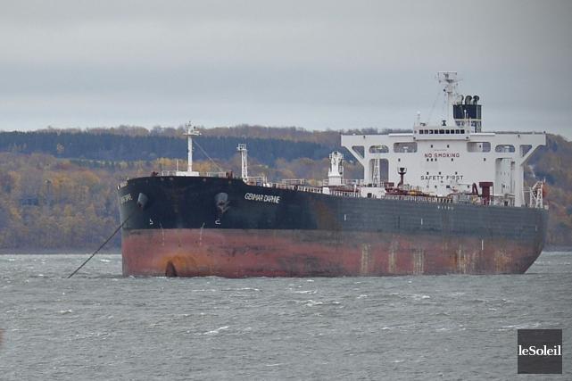 Le transport de pétrole provenant des sables bitumineux... (Photothèque Le Soleil)