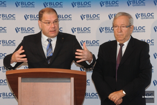 Le Bloc québécois tiendra son prochain conseil général... (Photo: François Gervais, Le Nouvelliste)