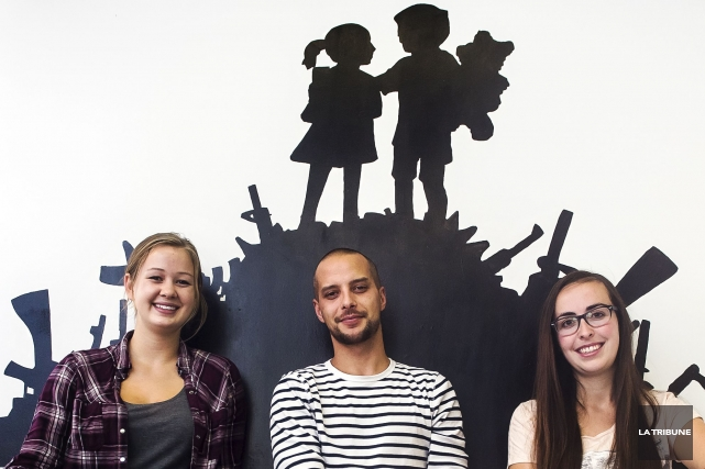 La Maison des jeunes « LaMaize» souhaite lancer... (Imacom, Jocelyn Riendeau)