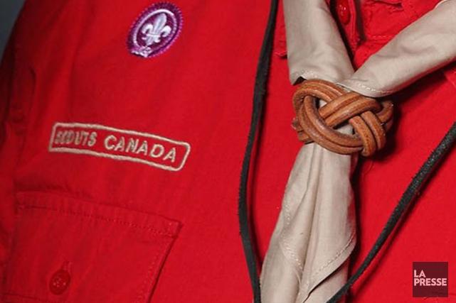 Un ancien bénévole chez Scouts Canada à Ottawa, qui a plaidé coupable d'avoir... (PHOTO ARCHIVES LA PRESSE CANADIENNE)