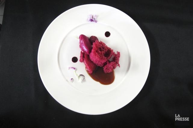 À Faenza, il faut participer aux repas de... (Photo Marie-Claude Lortie, La Presse)