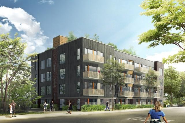 Au Vam2 Condominiums, les copropriétaires auront chacun leur... (Illustration fournie par Vivenda Développement Urbain)