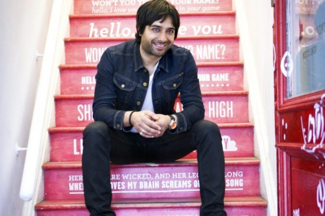 Jian Ghomeshi à New York en 2012.... (Photo: archives The New York Times)