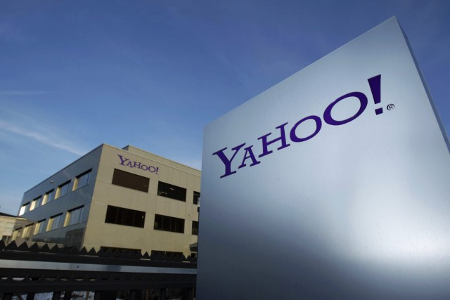 Yahoo! a nommé Lisa Utzschneider vice-présidente en charge... (PHOTO DENIS BALIBOUSE, ARCHIVES REUTERS)