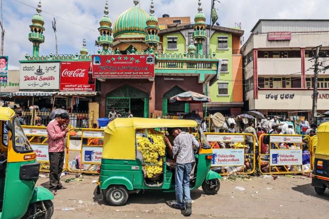 Parcourir des pays de l'Asie du Sud-Est, comme... (Photo Dhiraj Singh, Archives Bloomberg)