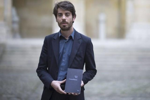 L'auteur Adrien Bosc... (Photo: AFP)
