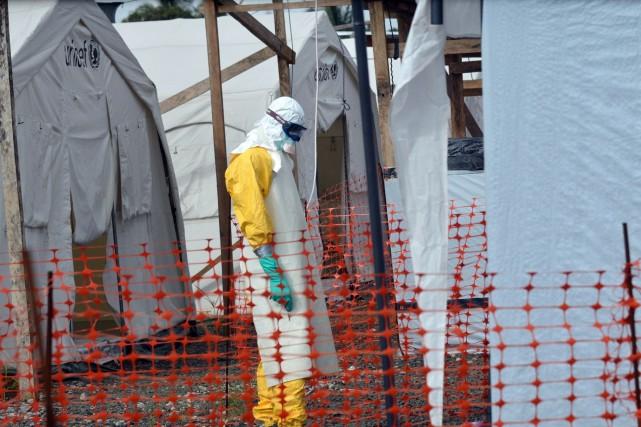 Le virus se propage par «vagues», a souligné... (Photo ZOOM DOSSO, AFP)