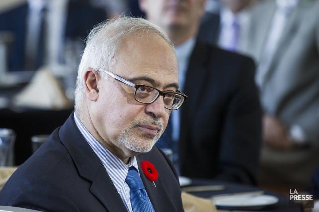 Le ministre des Finances, Carlos Leitao, a déclaré... (PHOTO OLIVIER PONTBRIAND, LA PRESSE)