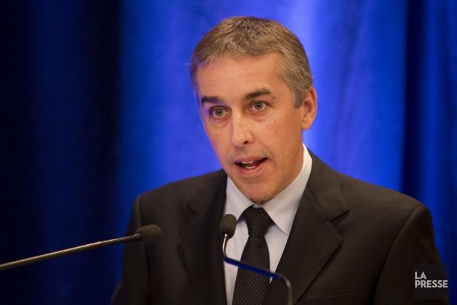 Nicolas Marceau, porte-parole du Parti québécois en matière... (Photo Robert Skinner, archives La Presse)