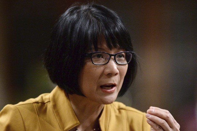 Olivia Chow... (Photo La Presse Canadienne)