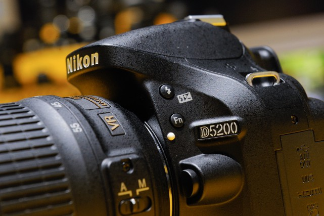 Nikon a connu une meilleure rentabilité de sa... (Photo David Paul Morris, Archives Bloomberg)