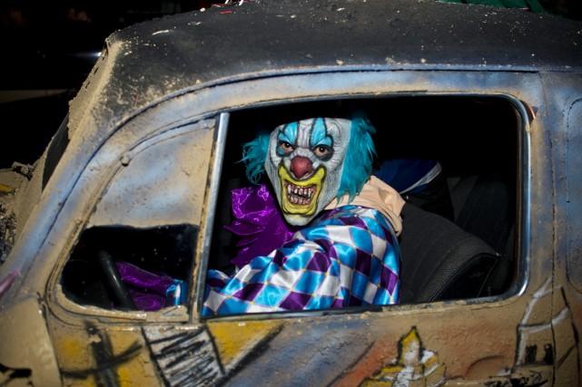La police a lancé la campagne «Si je... (PHOTO RONALDO SCHEMIDT, ARCHIVES AFP)