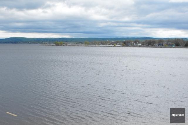 Le réservoir du lac Saint-Jean pourrait atteindre son... (Le Quotidien, Laura Lévesque)